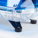 Senken bernsteinfarbige, blaue und rote LED-ökonomische Polizei Lightbar