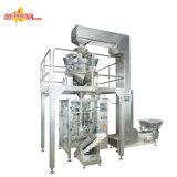 Máquina de embalagem de estanqueidade de enchimento automático para batatas fritas