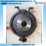 Stainless Steel/Carbon Steel Centrifugal Pump Shares 6X4-13