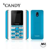 Bande de quarte de 1.77 pouce quadrillée avec le téléphone de caractéristique de GM/M de couleur de Keyborad