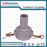 DIN2828 흡진기 Dd 유형 호스 빠른 연결기 또는 Camlock 연결