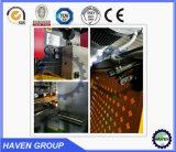 WC67Y-300X5000 수압기 브레이크와 격판덮개 구부리는 기계