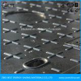 Fabricado na China SMC Praça de resina composta a Tampa de Inspeção