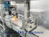 Automatischer Frucht-Soße-Nahrungsmittelbeutel-Etikettiermaschine-Lieferant