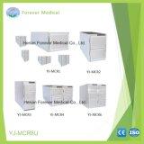 Yj-MCR6 Mortuário corporal cadáveres do Resfriador Mortuário Cabient Cadáver frigorífico congelador