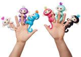 Poissons jeunes intelligents électroniques de singe d'animal familier de doigt de cadeau de vacances