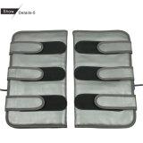 Os melhores cobertor Slimming portátil de aquecimento das zonas do Sell 4 (4Z)