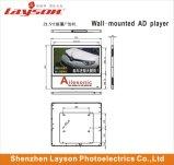 18,5 pouces TFT LCD ultraminces Affichage HD Digital Signage Player Publicité multimédia de réseau WiFi passager l'écran de l'élévateur