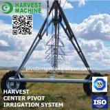 Машина оросительной системы оси оборудования спринклера фермы используемая разбивочная