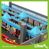 Heiße Gymnastik-großer Trampoline-Park des Verkaufs-2015, olympische Trampoline