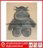 Preciosa Bolsa de trigo de invierno más cálido calienta Hippo Toy