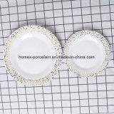 La vaisselle en porcelaine de Chine fabricant défini pour le Restaurant