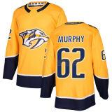 Os predadores de Nashville P. K. Subban Trevor Murphy Andrew O'Brien Hockey camisolas