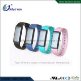 2017 new Colorful display Creen Blood Pressure Blood Oxygen Heart reason Bracelet