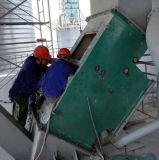 Séparateur magnétique permanent/minéral de la canalisation ISO9001 verticale pour le minerai de fer/charbon