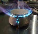 電気オーブン(HGR-94E)が付いている4バーナーのガス範囲