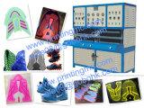 Het Bovenleer die van de Schoenen van Kpu Machine, de Apparatuur die van de Dekking van de Zak, Handschoenen maken Machine vormen