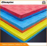 Blockierende Hochleistungs-EVA-Schaumgummi-Fußboden-Puzzlespiel-Arbeits-Gymnastik-Matten-Training Teakwondo Gymnastik-Matte