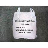 CPE135A de speciale Gechloreerde Hars (CPE) van het Polyethyleen voor Magnetische RubberSamenstelling