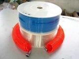 PU 가스관 생성을%s 자동적인 플라스틱 내미는 기계장치