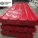 Acciaio del materiale da costruzione PPGI di spessore 0.12-1.2mm
