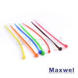Attelage de câble en nylon autobloquant largement utilisé pour le câblage du câble