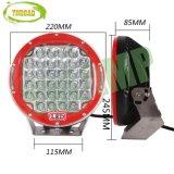 IP67 de 9pulgadas 320W LED de luz de conducción todoterreno con LED CREE