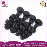 Il tessuto indiano dei capelli del Virgin diritto slaccia i gruppi dei capelli ondulati