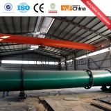 Secador de tambor rotativo de baixa energia e consumo de energia