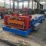 Azulejo caliente del paso de progresión de la hoja del material para techos de la venta que hace la máquina