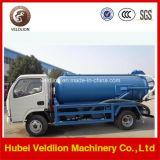 4X2 LHD/Rhd 8000liter/8cbm/8m3/8000L Suction Sewage Truck