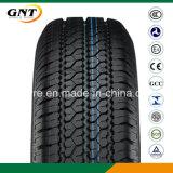 Neumático de coche sin tubo del neumático radial del pasajero SUV 195/70r15c