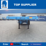 Veículo do titã - reboque do caminhão do recipiente de 40FT-60FT feito em China