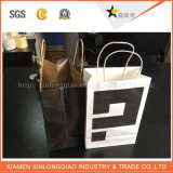 Paper Paperboard Handbags Hand Cosmetic Kraft Carrier Handle Packaging Bag