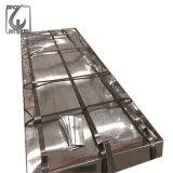 PPGI Toiture en carton ondulé en acier prépeint Feuille pour panneau de paroi de l'entrepôt