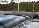 Geotextile Buis die voor Filtratie Goebag ontwateren