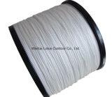 Япония 4 оплетка белого цвета PE линии промысла линии