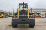 Maquinaria de construção 220HP de Sinomach carregador da roda de 5 toneladas