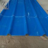 Grau der QualitätsSGCC strich galvanisierte glasig-glänzende Dach-Fliese vor