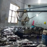 32 Station type banane pu verser de la machine pour la fabrication de chaussures