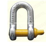 ねじピン・チェーンの手錠の/Dの手錠の/Chainの手錠か弓手錠