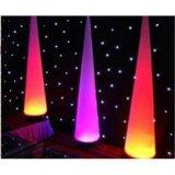 Camera gonfiabile Colourful della decorazione dell'esportazione LED per la mostra, partito