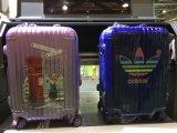 高品質アルミニウムフレームのトロリー荷物袋旅行ケース
