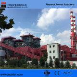 130 T/H Supher Boiler de Op hoge temperatuur van de Steenkool CFB van de Hoge druk