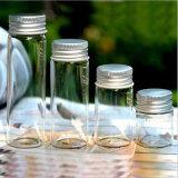 Бутылка алюминиевой крышки стеклянная (NCP09)