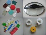 De hand Apparatuur van het Ultrasone Lassen aan de Tussenvoegsels van het Messing voor Plastieken