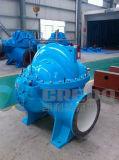L'industrie de la pompe à eau centrifuge Pompe / carter fendu