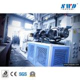 Automático de alta calidad de extrusión de tubo de plástico de PVC haciendo de la línea de maquinaria