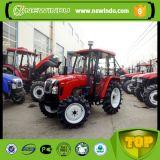 Tractor van de Landbouw van Lutong de Kleine 60HP 4X4 met Backhoe
