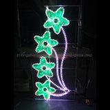 LED-Straßen-Dekoration-Motiv-helles Hängen an elektrischen Polen
